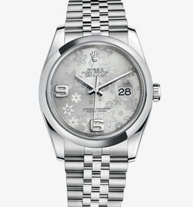 Replica Rolex Datejust 36 mm Watch : 904L stål - M116200 - 0085